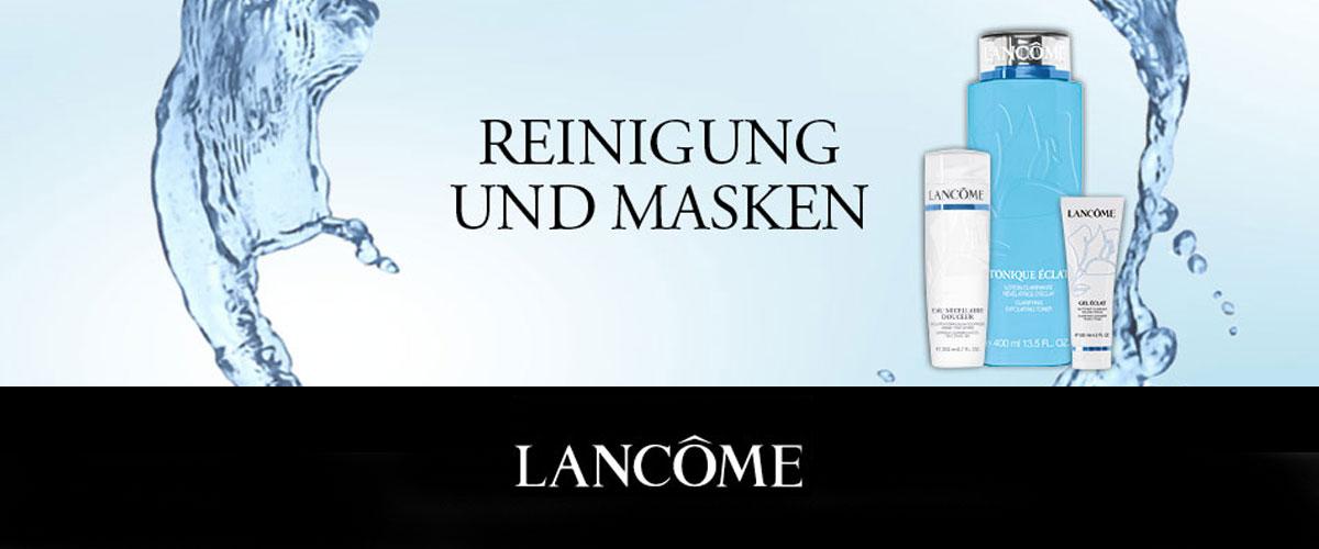 reinigung und masken gesichtspflege lancome marken parf merie erb online shop kosmetik. Black Bedroom Furniture Sets. Home Design Ideas