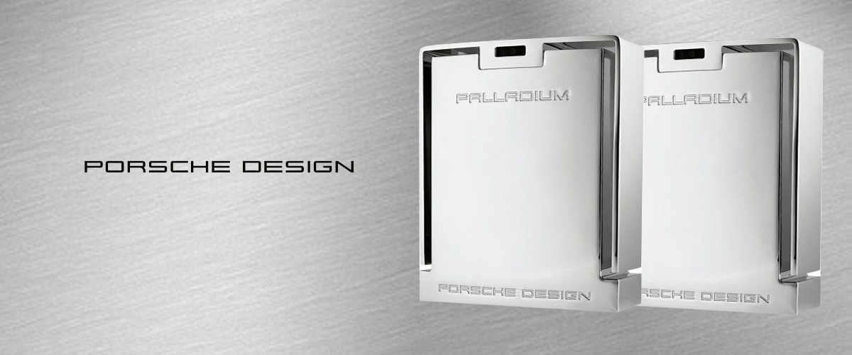 Porsche Design Herrendüfte Palladium Eau de Toilette Spray 100 ml
