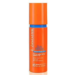 Lancaster Sun Care Oil-Free Milky Spray SPF 15 150ml