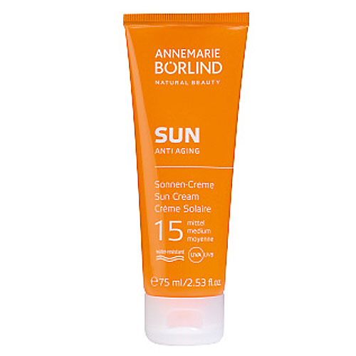 BÖRLIND GmbH ANNEMARIE BÖRLIND SUN Sonnencreme LSF 15 75ml