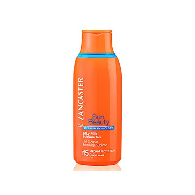 Lancaster Sun Beauty Silky Milk Sublime Tan SPF 15 175ml