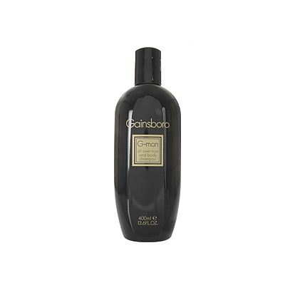 Gainsboro G-Man Mega Hair & Body Shampo 400ml
