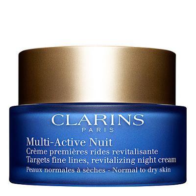 Clarins Multi-Active Nuit - Peaux normales à sèches 50ml