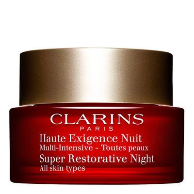 Clarins Multi-Intensive Crème Haute Exigence Nuit Toutes Peaux 50ml