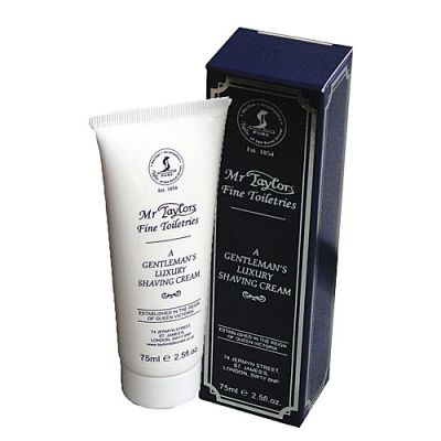 Taylor of Old Bond Street Soap Mr.Taylor Shaving Cream 75ml