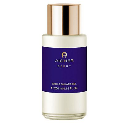 Aigner Début by Night Shower Gel 200ml