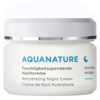 Annemarie Börlind AquaNature Feuchtigkeitsspendende Nachtcreme 50ml