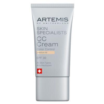Artemis Skin Specialists CC Cream Medium SPF30 50ml