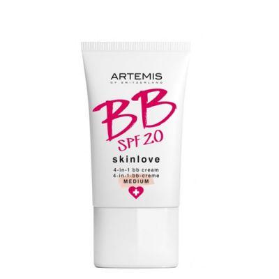 Artemis Skinlove 4-in-1 BB Cream SPF20 Medium 30ml