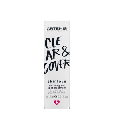 Artemis Skinlove Clear & Cover Set 30ml
