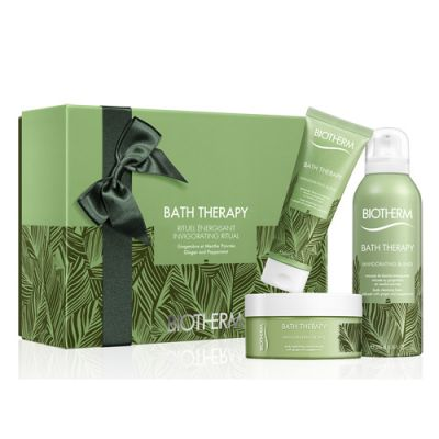 Biotherm Bath Therapy Invigorating Blend Set Large 1 Stück
