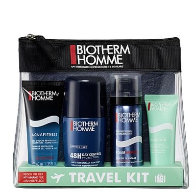 Biotherm Homme Aquapower Travel Kit 1 Stück
