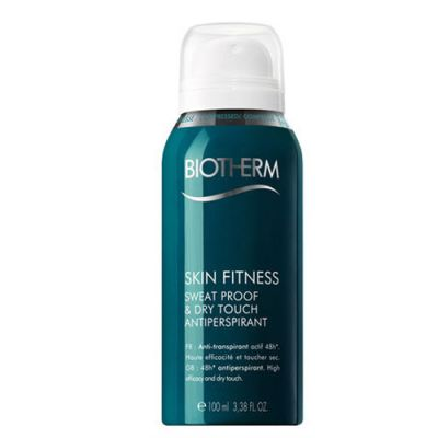 Biotherm Skin Fitness Sweat Proof & Dry Touch Anti-Perspirant 100ml