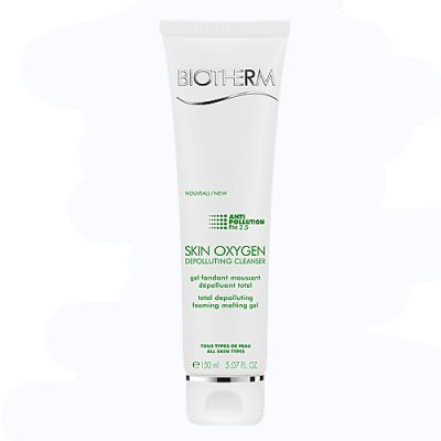 Biotherm Skin Oxygen Depolluting Cleanser 150ml
