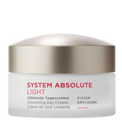 Annemarie Börlind System Absolute Glättende Tagescreme Light 50ml