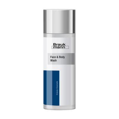 BraukMann Face & Body Wash 200ml