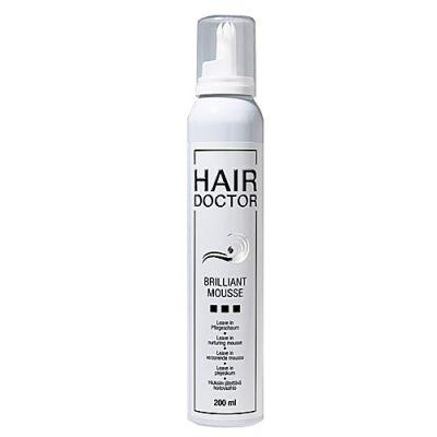 HAIR DOCTOR Brilliant Mousse mit Milchprotein und Provitamin B5 200ml