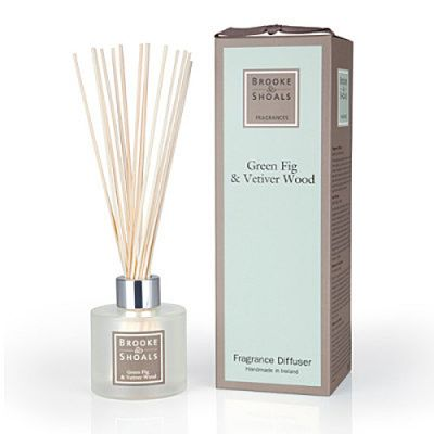 Brooke & Shoals Raumduft Grüne Feige & Vetiver 120ml