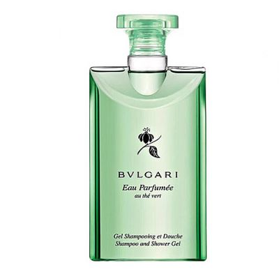 Bvlgari Eau Parfumée Au Thé Vert Shampoo & Shower Gel 200ml
