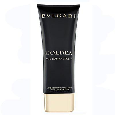 Bvlgari GOLDEA The Roman Night Scintillating Body Lotion 100ml
