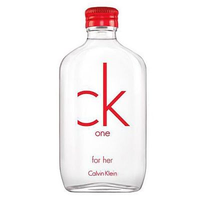 Calvin Klein CK One Red for Her Eau de Toilette