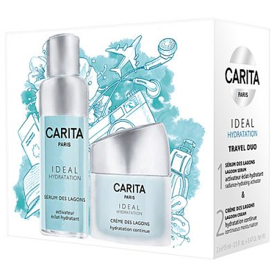 Carita Idéal Hydratation Travel Duo 1 Stück