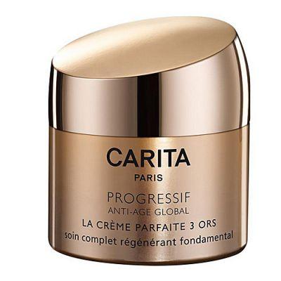Carita Progressif Anti-Age Global La crème parfaite 3 Ors 50ml