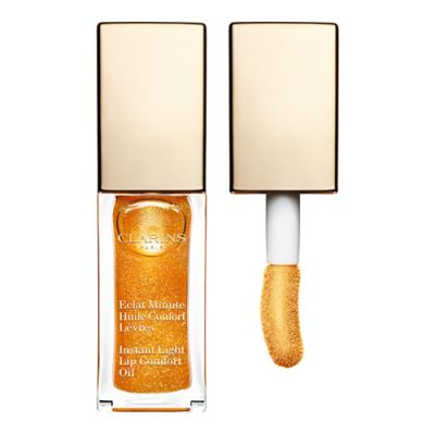 Clarins Eclat Minute Huile Confort Lévres Honey Glam 7ml
