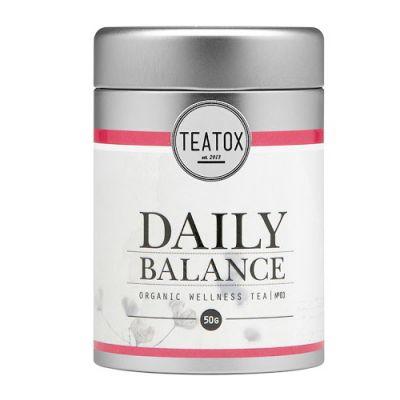 TEATOX Daily Balance Organic Wellness Tea 50g