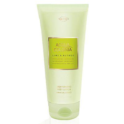 4711 Acqua Colonia Lime & Nutmeg Bath & Shower Gel 200ml