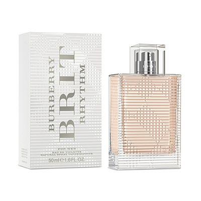 Burberry Brit Rhythm Woman Eau de Toilette Spray 50ml