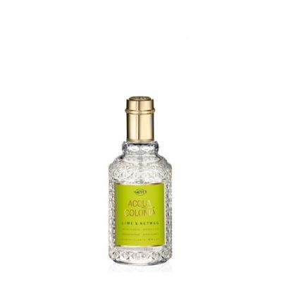 4711 Acqua Colonia Lime & Nutmeg Eau de Cologne Spray 50ml