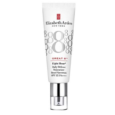 Elizabeth Arden Eight Hour® Great 8™ Daily Defense Moisturizer SPF 35 45ml