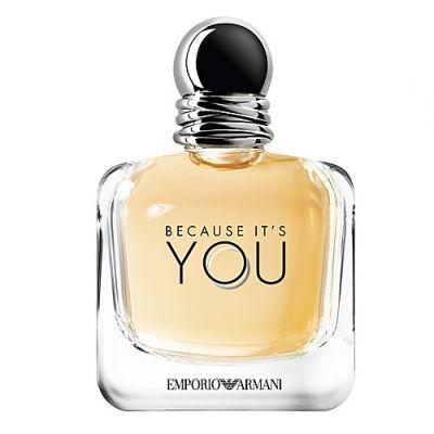 Emporio Armani Because it´s You Eau de Parfum Spray 100ml