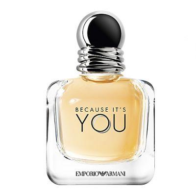 Emporio Armani Because it´s You Eau de Parfum Spray 50ml