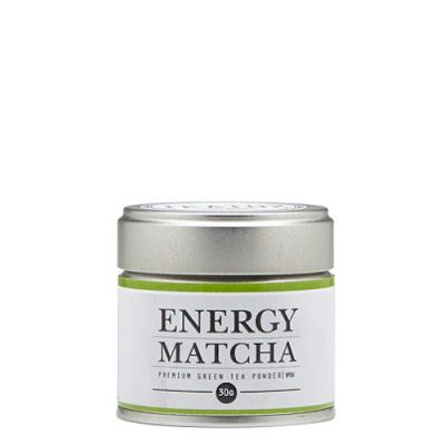 TEATOX Energy Matcha Organic Green Tea Powder 30g