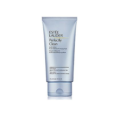 Estée Lauder Perfectly Clean Multi Action Foam Cleanser / Purifying Mask 150ml