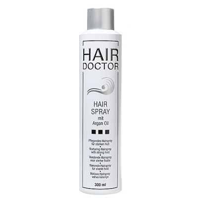 HAIR DOCTOR Hair Spray mit Argan Oil 300ml