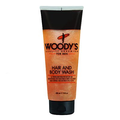 Woody´s Hair & Body Wash 296ml