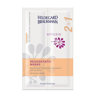 Hildegard Braukmann emosie Regenerative Maske 2 Anwendungen