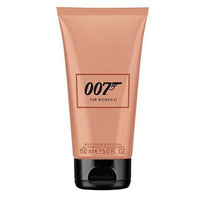 James Bond 007 for Women II Body Lotion 150ml