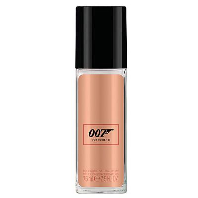 James Bond 007 for Women II Deodorant Natural Spray 75ml