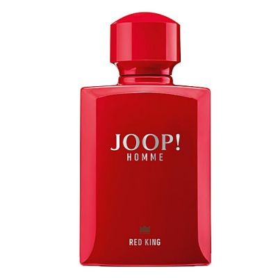Joop! Homme Red King Eau de Toilette Spray 125ml Sonderedition