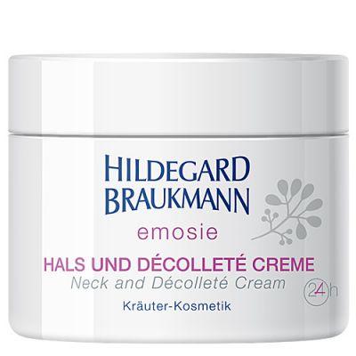 Hildegard Braukmann emosie Hals und Décollete Creme 50ml