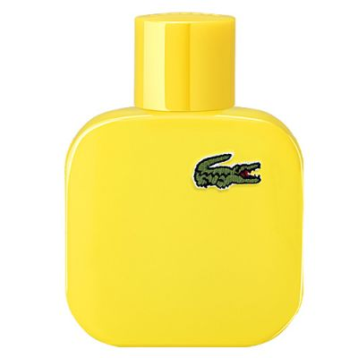 Lacoste L12.12 Jaune Eau de Toilette Spray 50ml