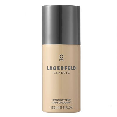 Lagerfeld Classic Deo Spray 150ml