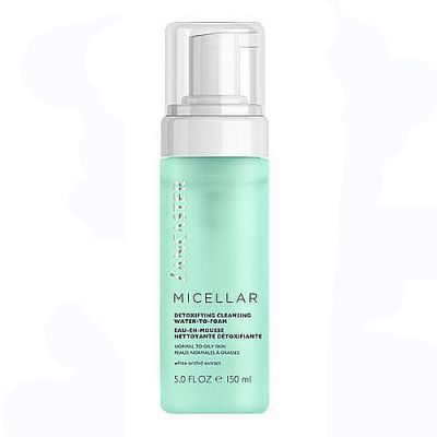 Lancaster Micellar Detoxifying Cleansing Water-to-Foam 150ml