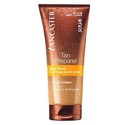 Lancaster Self Tanning Pre Tan Exoliator 200ml
