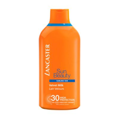 Lancaster Sun Beauty Sublime Tan Velvet Milk SPF 30 400ml SG