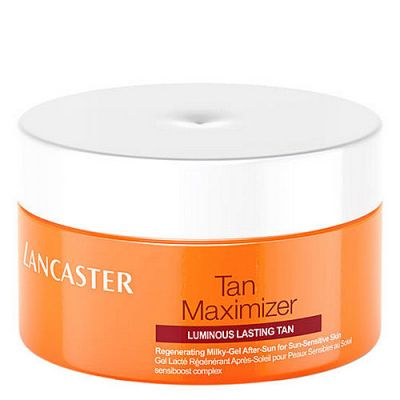 Lancaster Sun Sensitive Tan Maximizer Milky-Gel 200ml